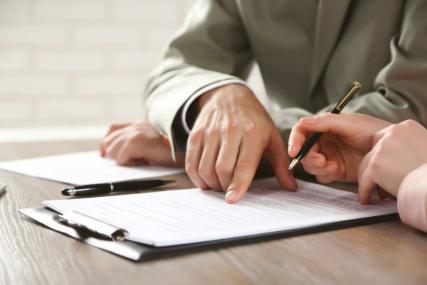 Rédaction contrat de travail